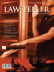 Cover Majalah Lawteller Juli 2017