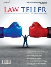 Cover Majalah Lawteller Oktober 2017