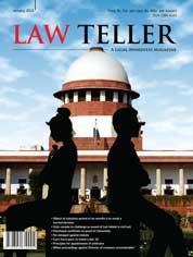 Lawteller Magazine Cover January 2018