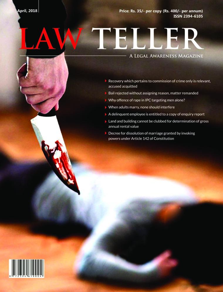 Majalah Digital Lawteller April 2018