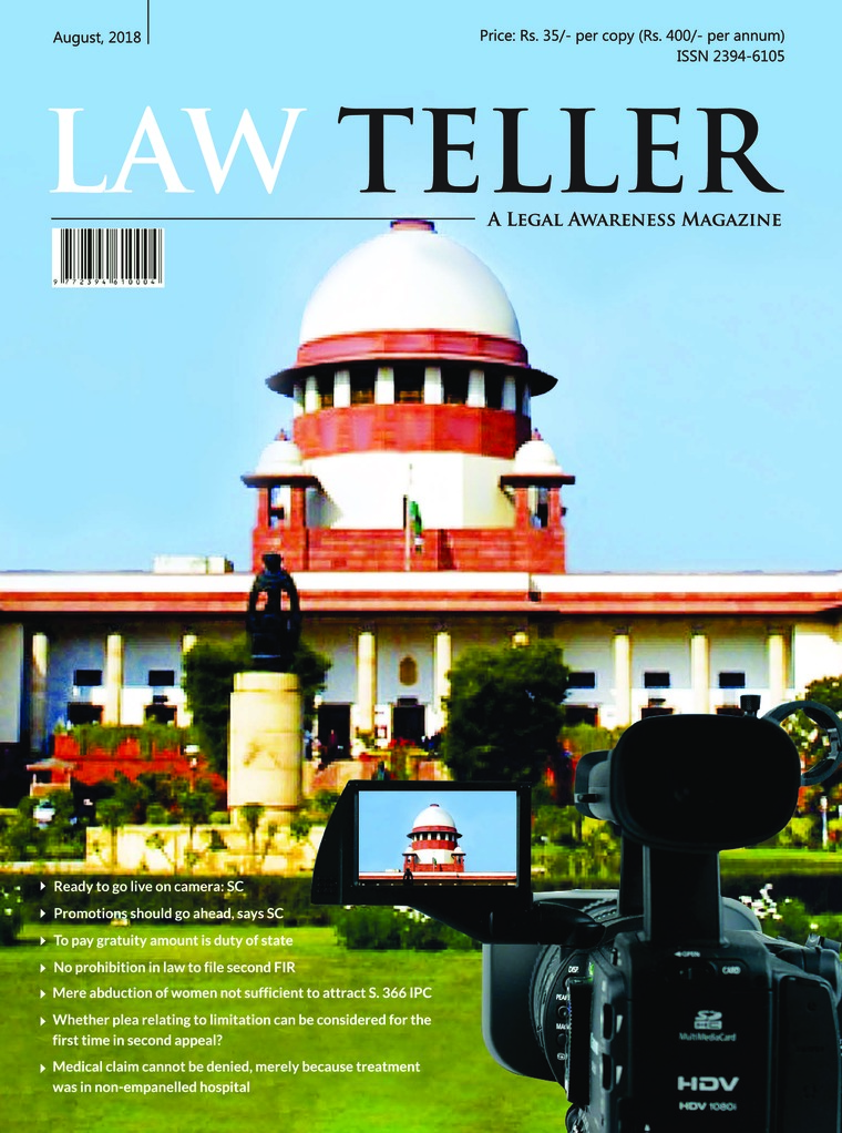 Majalah Digital Lawteller Agustus 2018