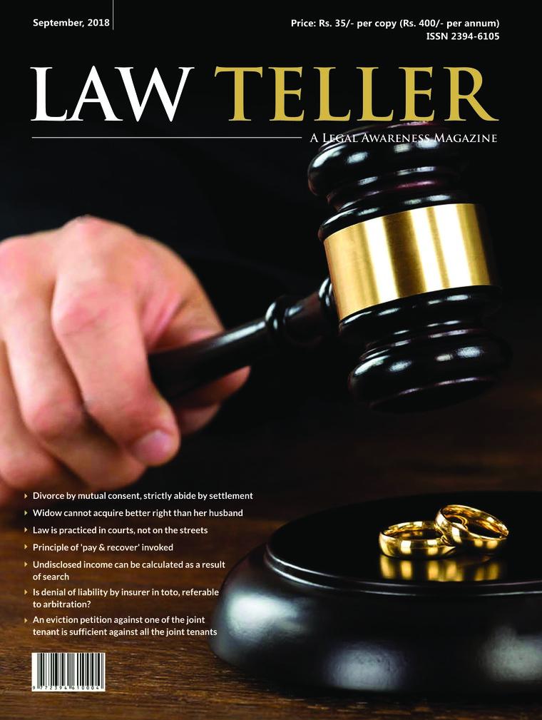 Majalah Digital Lawteller September 2018