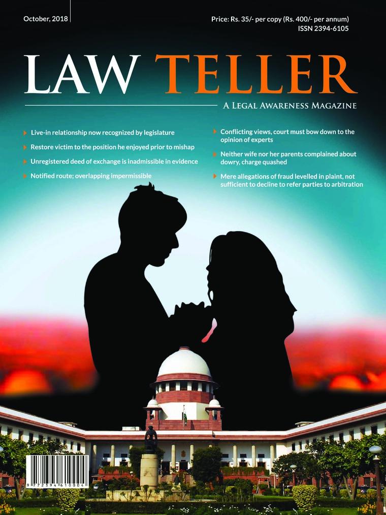 Majalah Digital Lawteller Oktober 2018