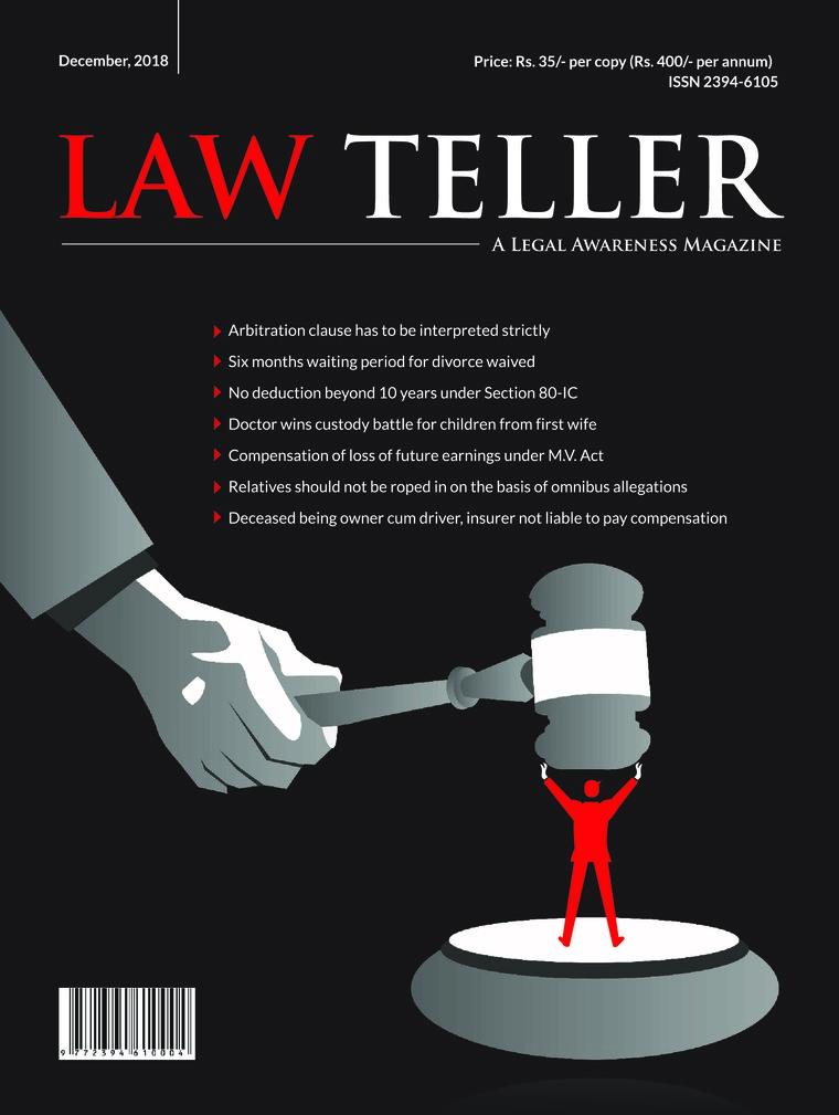 Majalah Digital Lawteller Desember 2018