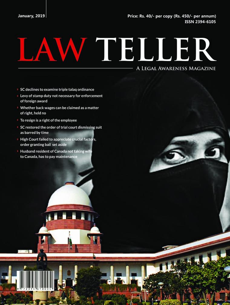 Majalah Digital Lawteller Januari 2019