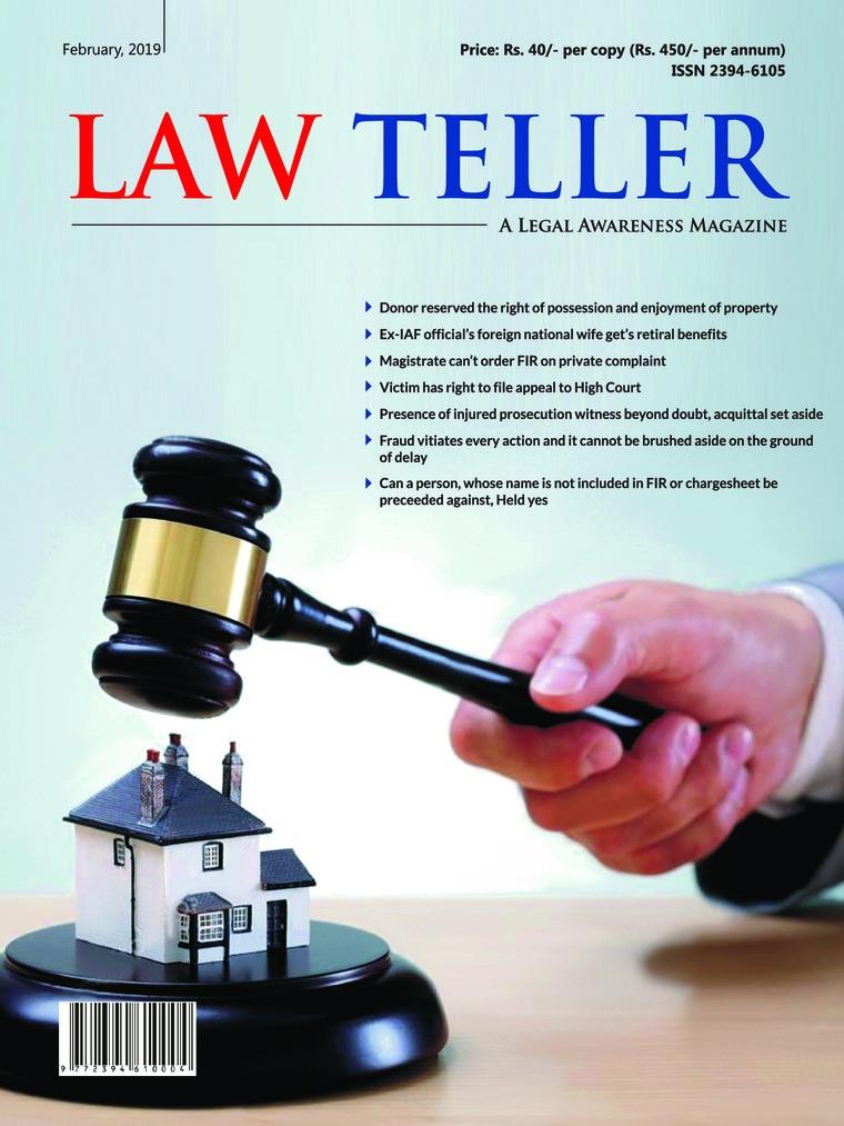 Majalah Digital Lawteller Februari 2019