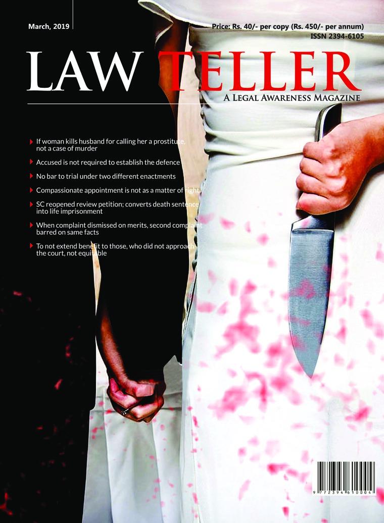 Majalah Digital Lawteller Maret 2019