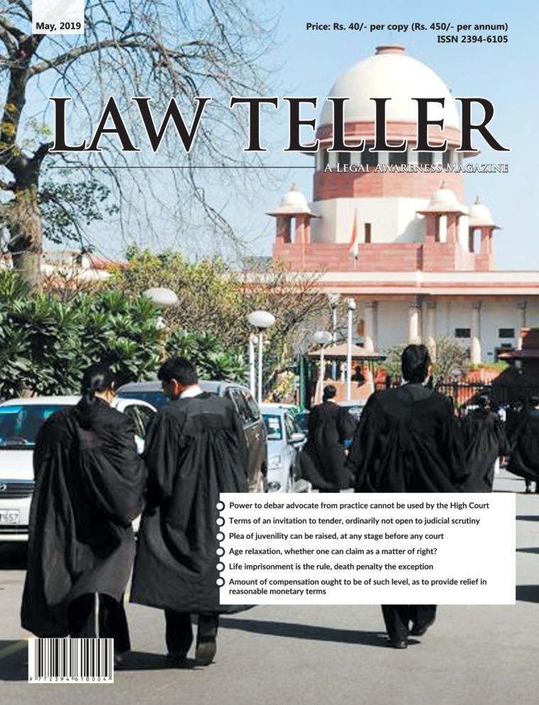 Majalah Digital Lawteller Mei 2019