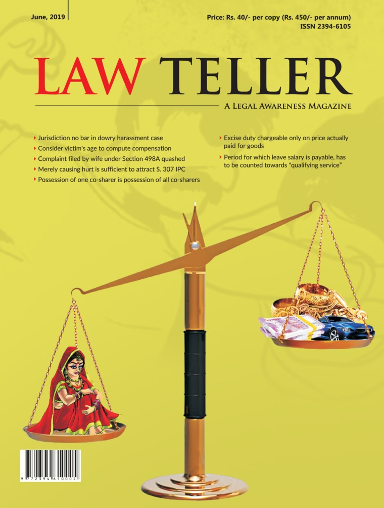 Lawteller Digital Magazine June 2019