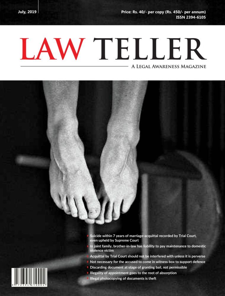 Majalah Digital Lawteller Juli 2019