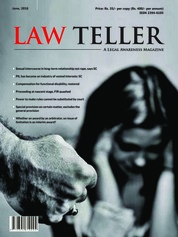 Lawteller Magazine Cover