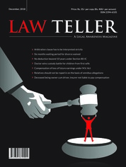 Lawteller Magazine Cover December 2018