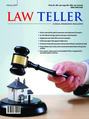 Lawteller Magazine Cover February 2019