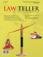 Cover Majalah Lawteller Juni 2019