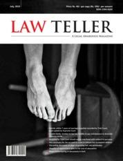 Cover Majalah Lawteller Juli 2019