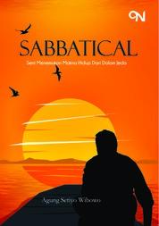 Cover Sabbatical oleh Agung Setiyo Wibowo