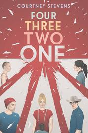 Four Three Two One by Courtney Stevens Cover