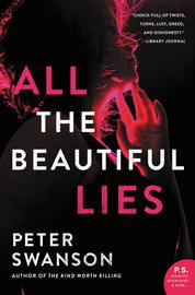 Cover All the Beautiful Lies oleh Peter Swanson