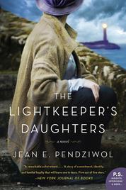 Cover The Lightkeeper's Daughters oleh Jean E. Pendziwol