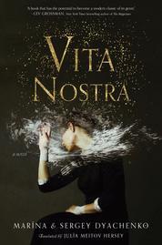 Cover Vita Nostra oleh Sergey and Marina Dyachenko