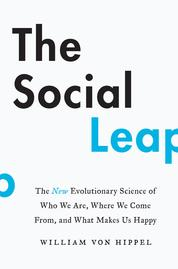 The Social Leap by William von Hippel Cover