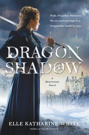 Dragonshadow by Elle Katharine White Cover