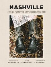 Cover Nashville oleh Ann Patchett