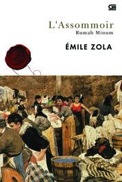 Cover Rumah Minum (L'assommoir) oleh Emile Zola