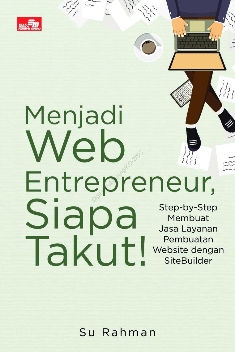 Buku Digital Menjadi Web Entrepreneur, Siapa Takut! oleh Su Rahman