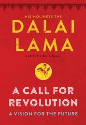 A Call for Revolution by Dalai Lama Cover
