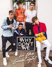 Why Don't We: In the Limelight by Why Don't We Cover