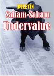 Cover Buletin Saham-Saham Undervalue 12-23 NOV 2018 - Kombinasi Fundamental & Technical Analysis oleh Buddy Setianto