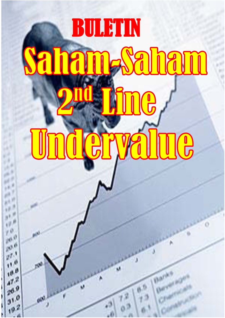 Buku Digital Buletin Saham-Saham 2nd Line Undervalue 12-23 NOV 2018 - Kombinasi Fundamental & Technical Analysis oleh Buddy Setianto