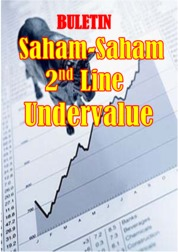 Cover Buletin Saham-Saham 2nd Line Undervalue 12-23 NOV 2018 - Kombinasi Fundamental & Technical Analysis oleh Buddy Setianto
