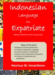 Cover Indonesian for Expatriates oleh HW Ismanthono