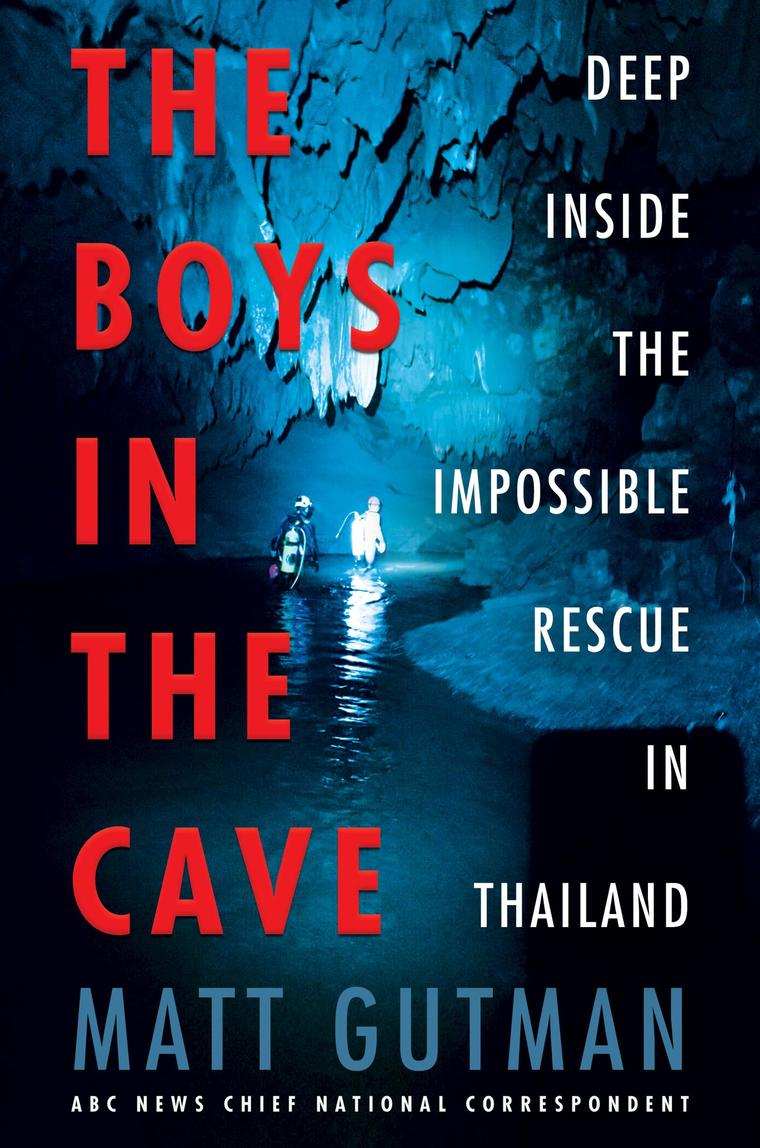 The Boys in the Cave by Matt Gutman Digital Book