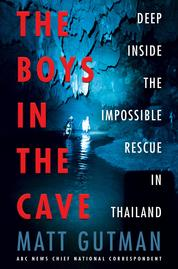 The Boys in the Cave by Matt Gutman Cover
