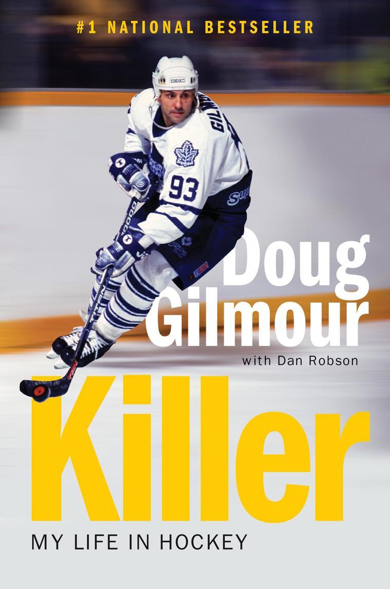 Killer by Doug Gilmour Digital Book
