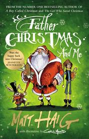 Father Christmas and Me by Matt Haig Cover
