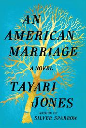 Cover An American Marriage oleh Tayari Jones