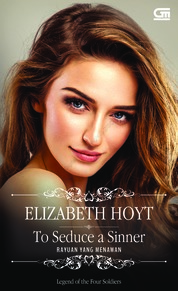 Historical Romance: Rayuan yang Menawan (To Seduce a Sinner) by Elizabeth Hoyt Cover