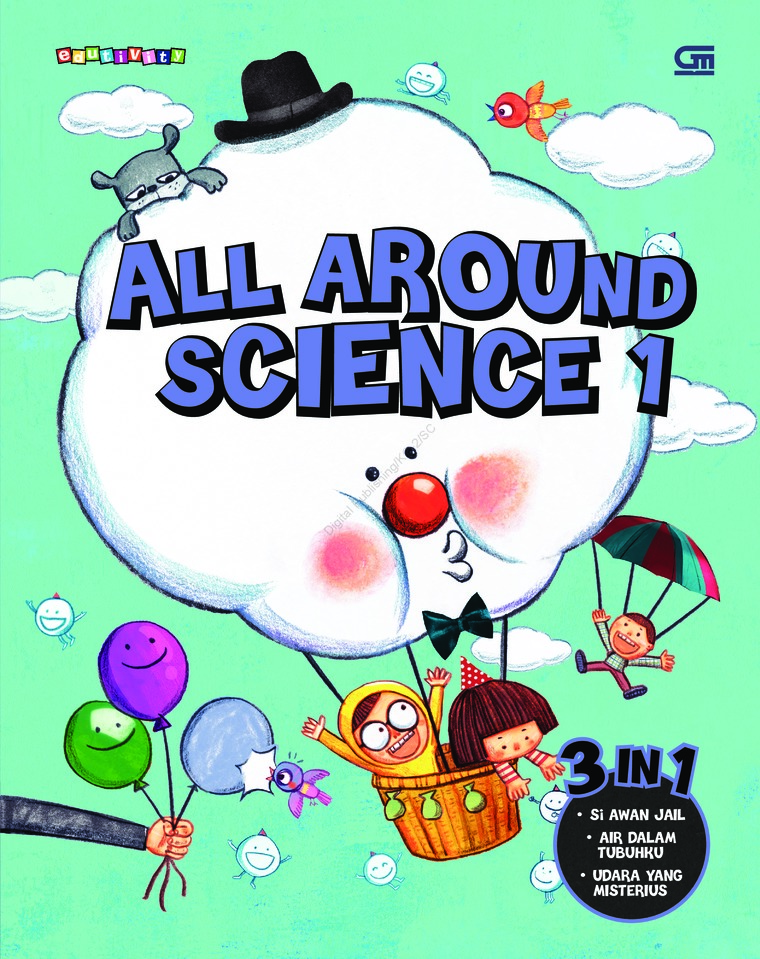 All Around Science#1 by Woongjin Think Big Co. Ltd Digital Book