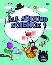 All Around Science#1 by Woongjin Think Big Co. Ltd Cover