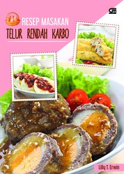 Resep Masakan Telur Rendah Karbo by Lilly T. Erwin Cover