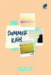 Cover Summer Rain oleh Mia Yazlin