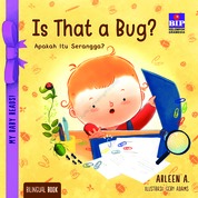 Cover My Baby Reads ! Is That A Bug ? oleh Arleen A.