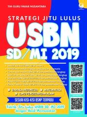 Cover Strategi Jitu Lulus USBN SD/MI 2019 oleh Tim Pakar Guru Nusantara