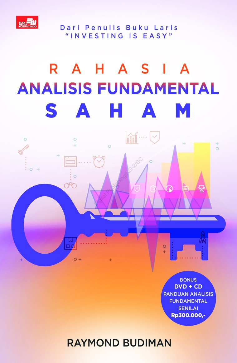 Rahasia Analisis Fundamental Saham by Raymond Budiman Digital Book