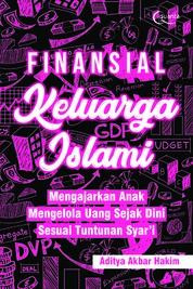 Cover Finansial Keluarga Islami oleh Aditya Akbar Hakim