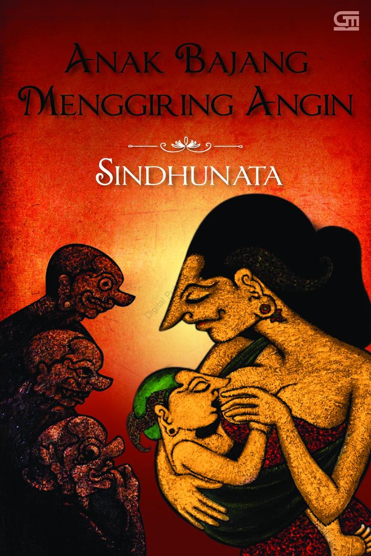 Buku Digital Anak Bajang Menggiring Angin (Cover Baru) oleh Sindhunata
